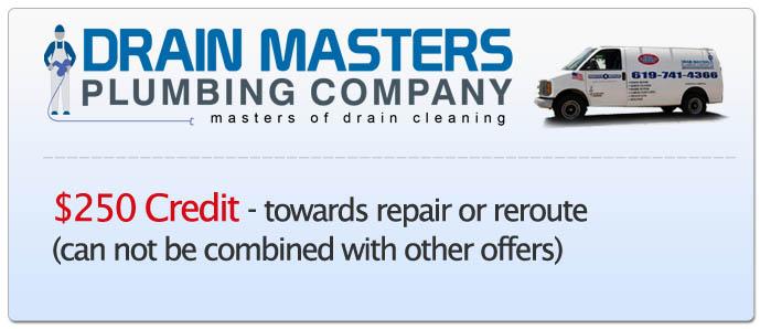 Leak Detection and Repair Discount Coupon