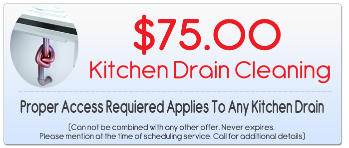 drain cleaning coupon Carlsbad, Chula Vista, Coronado, Del Mar, El Cajon, Encinitas, Escondido, Imperial Beach, La Mesa, Lemon Grove, National City, Oceanside, Poway, San Diego, San Marcos, Santee, Solana Beach, Vista CA