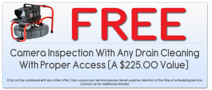 drain camera discount coupon Carlsbad, Chula Vista, Coronado, Del Mar, El Cajon, Encinitas, Escondido, Imperial Beach, La Mesa, Lemon Grove, National City, Oceanside, Poway, San Diego, San Marcos, Santee, Solana Beach, Vista CA