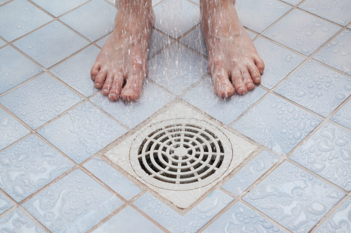 I Have a Clogged Shower Drain! What Do I Do?